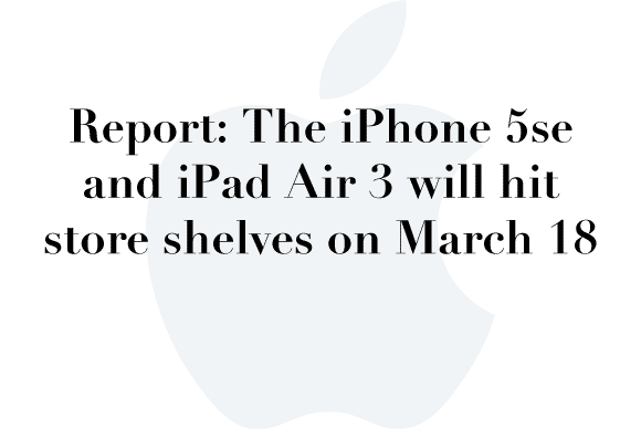 iphone 5se march18