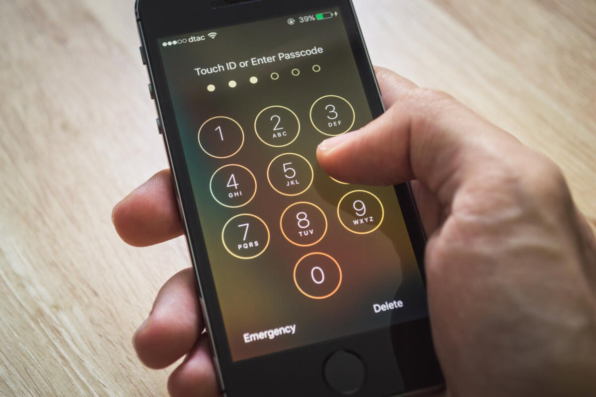 NAND mirroring proof-of-concept show that FBI could use it to crack iPhone
