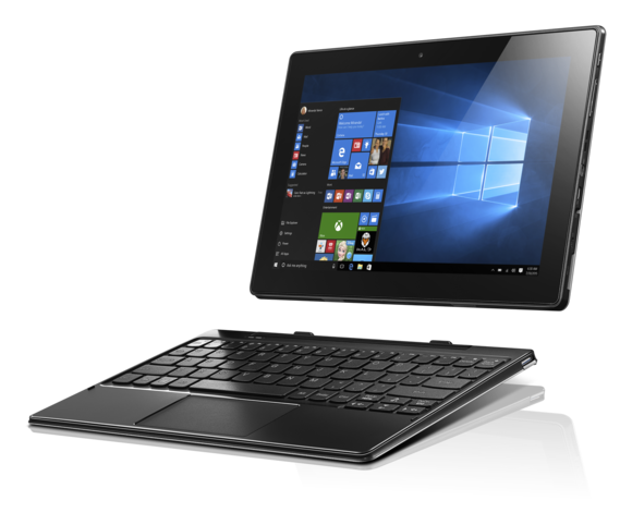detachable tablets and laptops in the enterprise