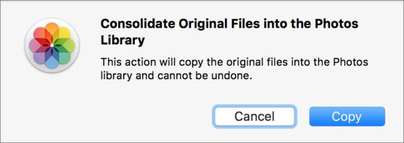 mac911 consolidate photos
