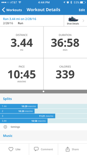 mapmyrun gemini 2 without app