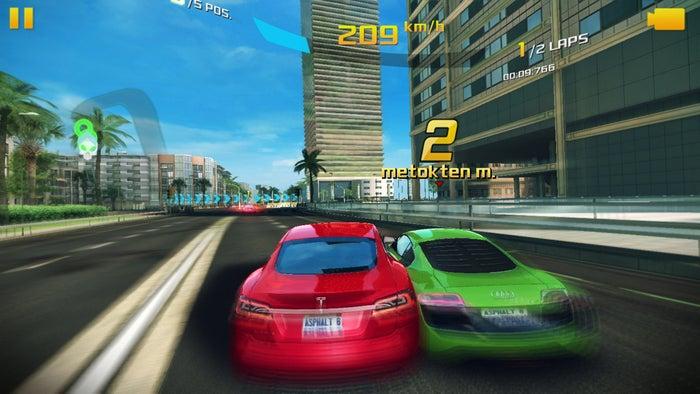 multiplayer games asphalt8