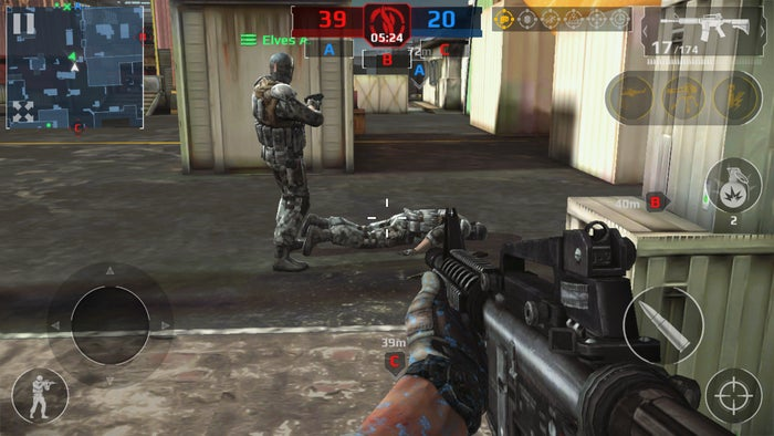 multiplayer games moderncombat5
