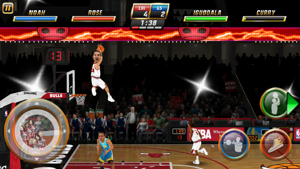 multiplayer games nbajam