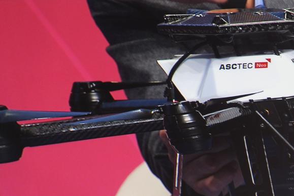 mwc intel brian krzanich 5g drone cropped
