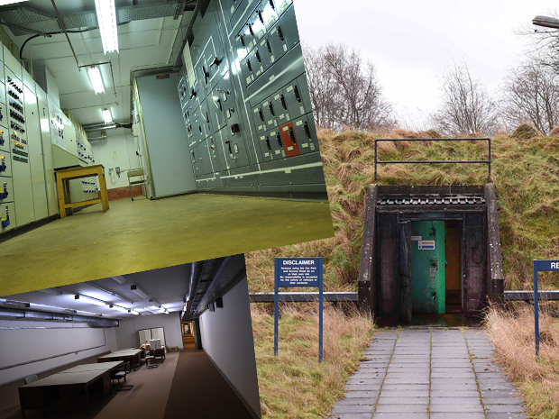 nuclear bunkers for sale 1