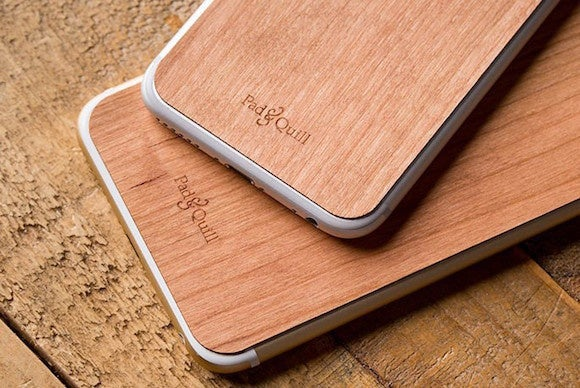 padandquill timber iphone