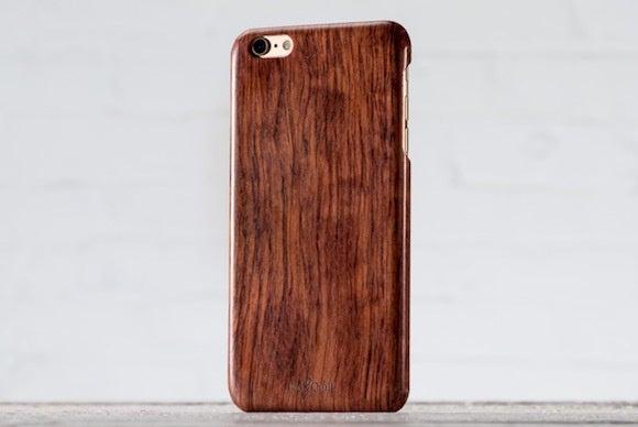 padandquill woodline iphone
