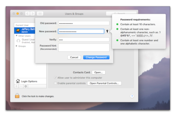 passwordrequirements