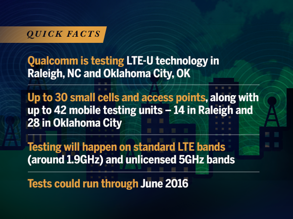 LTE-U's cold war may be thawing, as field testing commences ahead of summit