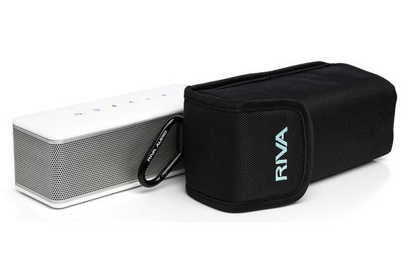 Riva's ballistic nylon carrying case