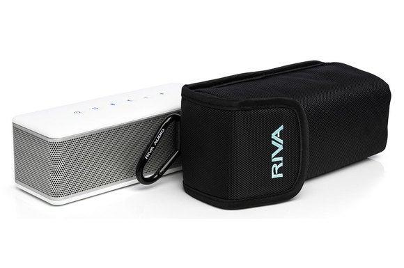 Riva's ballistic nylon carrying case