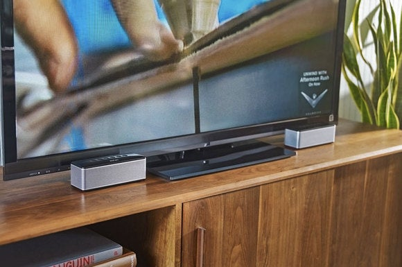 TrueWireless mode allows you to pair two Riva S speakers via Bluetooth