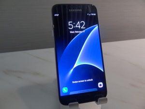 Samsung's S7 smartphone
