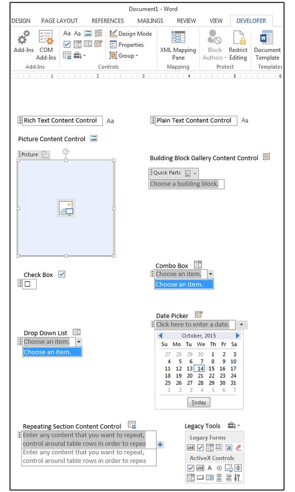screen 02 developer controls group