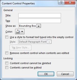 screen 05b content control properties
