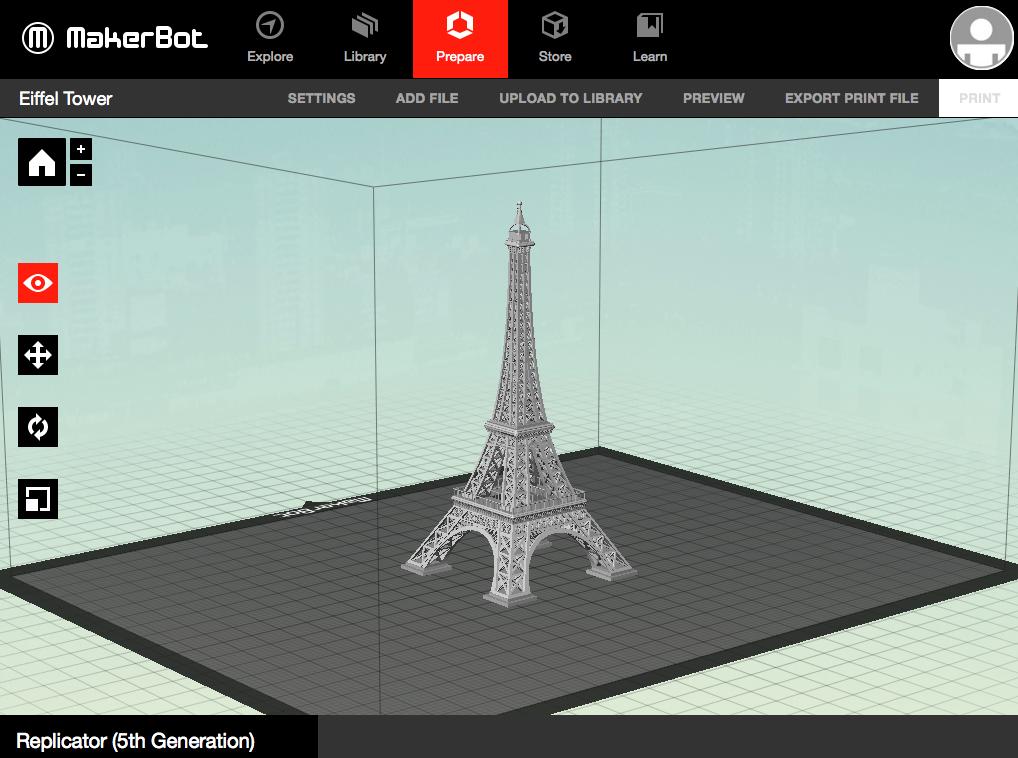 Review Makerbot Replicator 3d Printer Adds Its New Smart