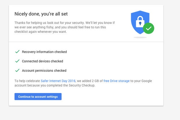 Google giving away extra 2GB of data storage until Feb. 11