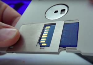 sd card floppy drive