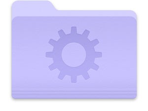 smart folder mac icon