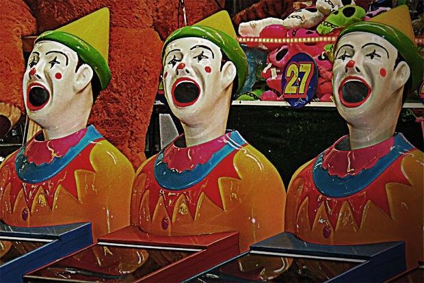 Smartphone Carnival Barking
