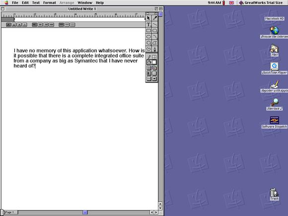 software dispatch 05