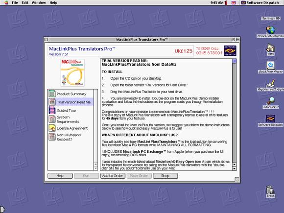 software dispatch 06
