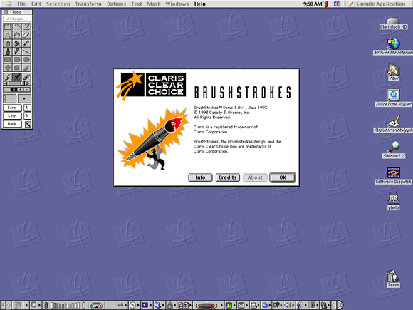 software dispatch 08