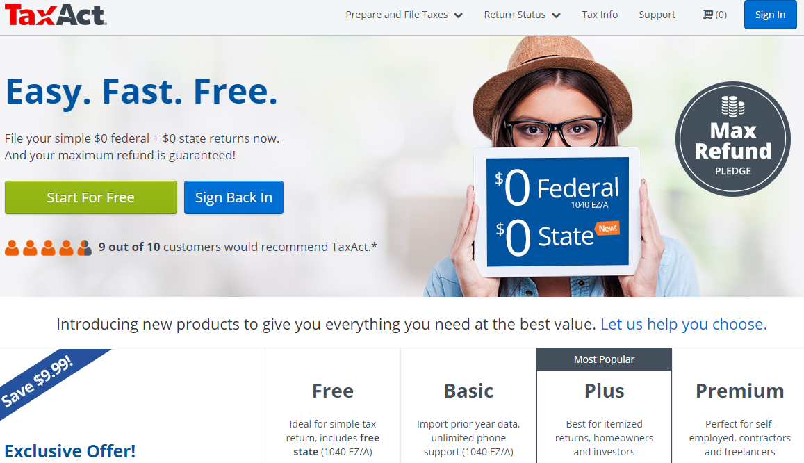 Free tax filing: How to e-file your 2015 tax returns for free | PCWorld