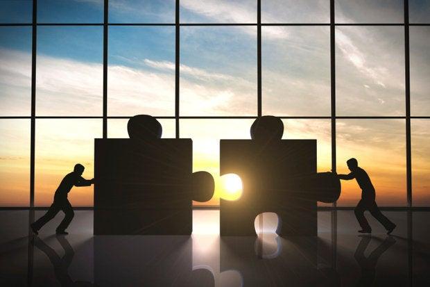 tech mergers