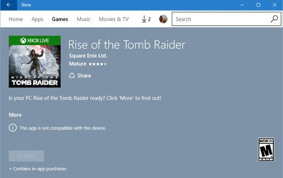 Why serious PC gamers should ignore the Windows Store