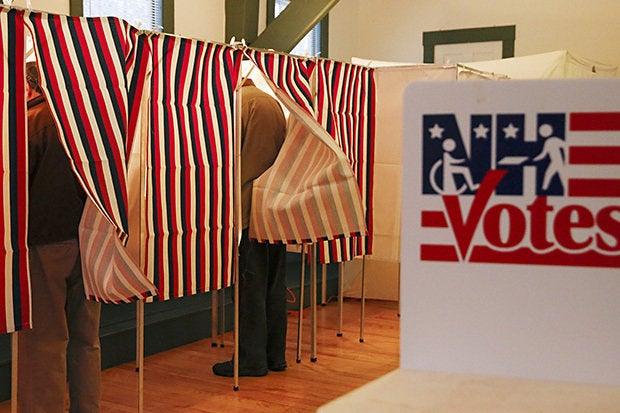 voting new hampshire