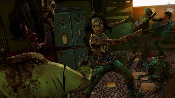 walkingdead michonne