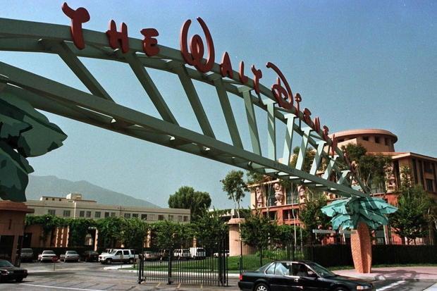 Walt Disney company headquarters [Burbank, California]