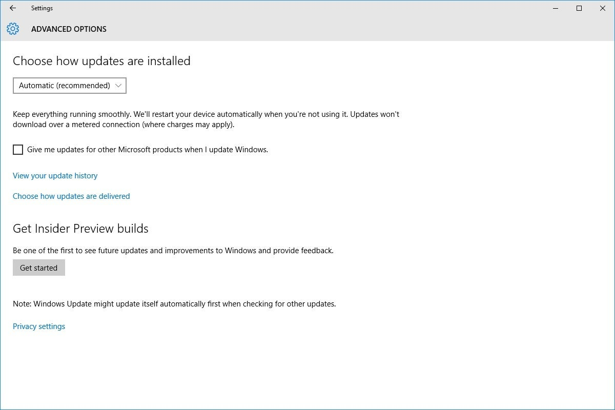 How to join the Windows 10 Insider preview program | PCWorld
