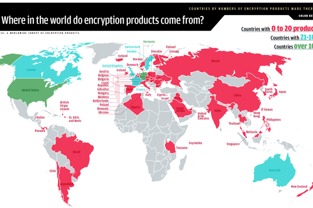world encryption