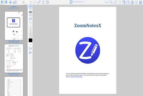 zoomnotesx