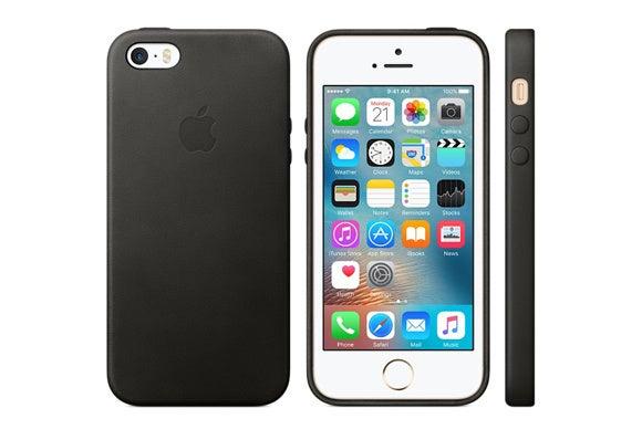 09 iphone se leather case