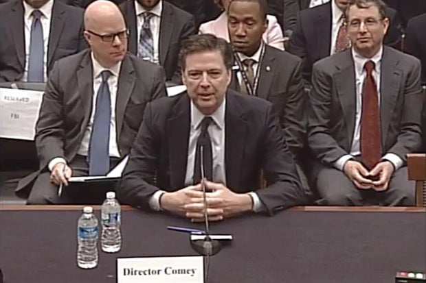 FBI director admits mistake was made with San Bernardino iCloud reset