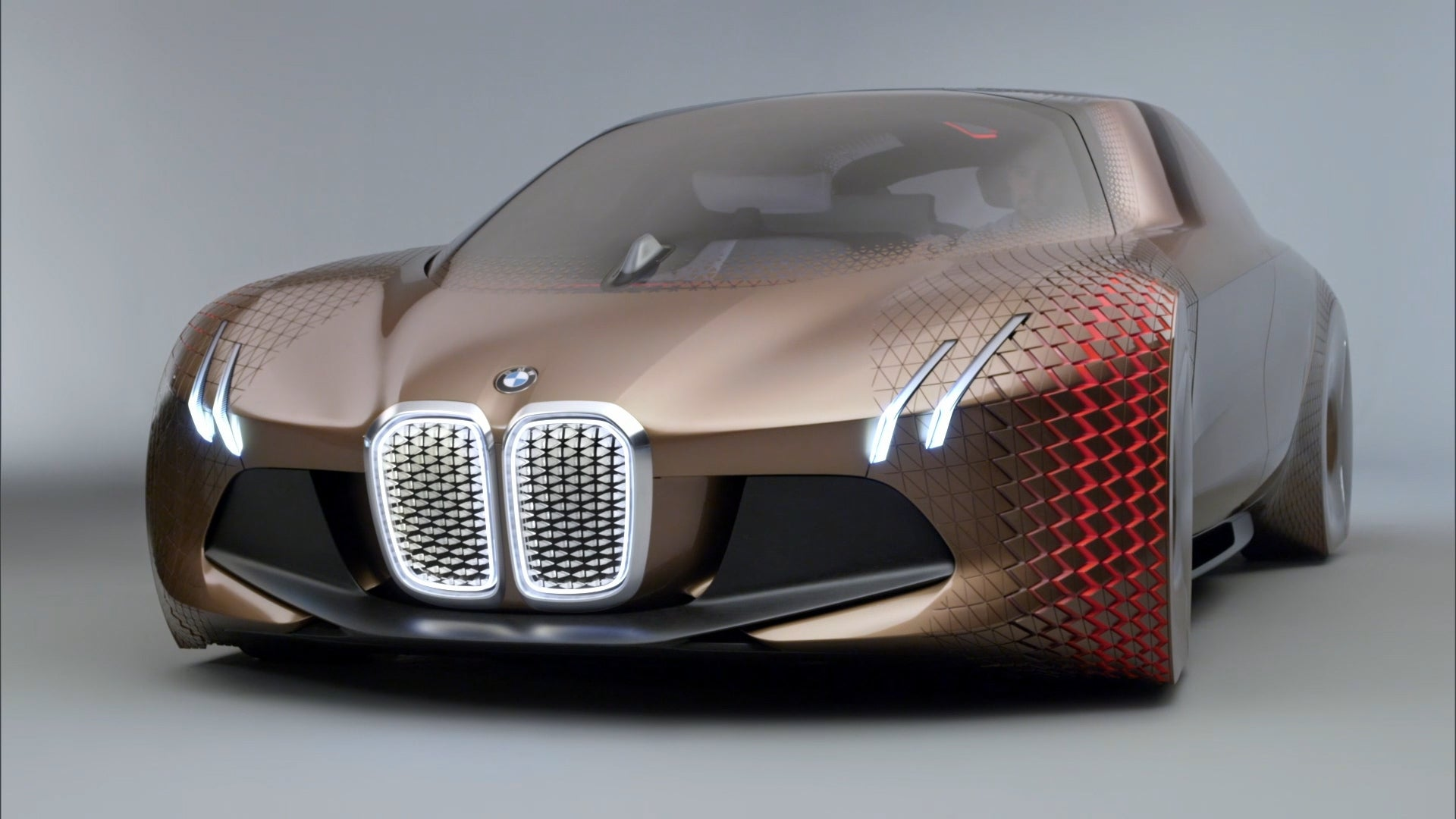 bmw's concept car wows with shape-shifting | idg.tv