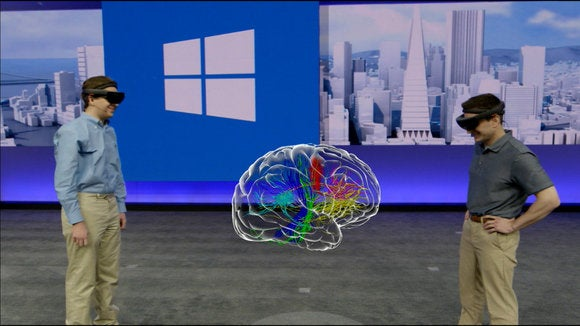 Microsoft ships a major update to its HoloLens platform