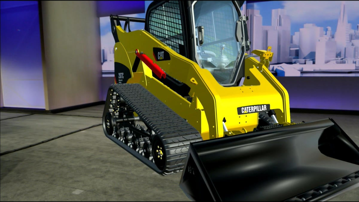 caterpillar hololens