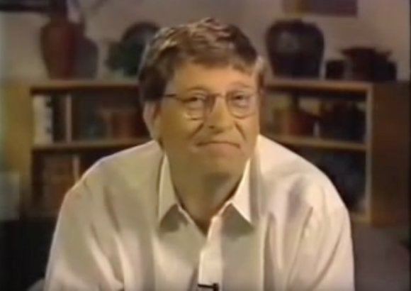 1997 expo bill gates