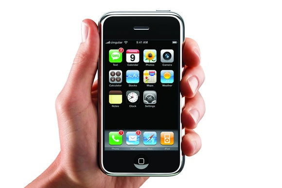 Apple iPhone first edition