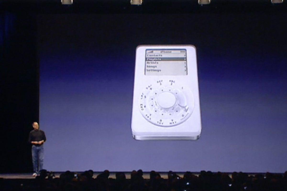 2007 keynote iphone