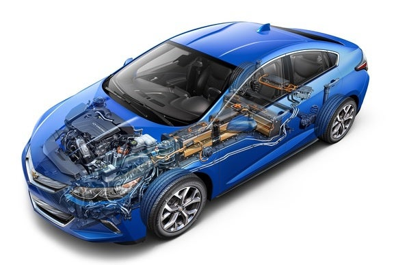 2016 chevrolet volt car drivetrain cropped