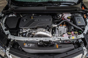 2016 chevrolet volt engine compartment