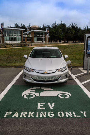 2016 chevrolet volt level 2 charging station