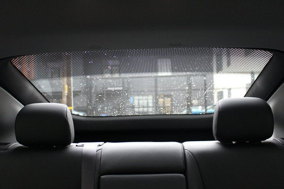 2016 chevrolet volt rear window