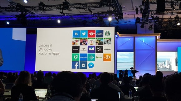 Microsoft heralds new universal Windows apps